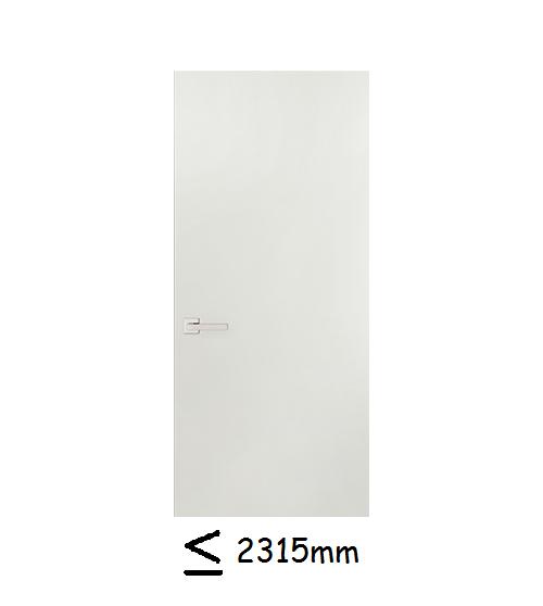 Deurhoogte 2315mm