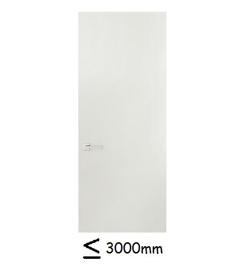 Deurhoogtes tot 3000mm