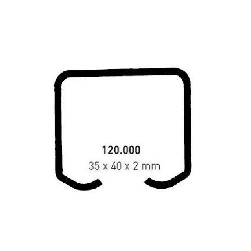 ROB 120.000 serie - max. 35 Kg per deurpaneel