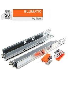 Blum Tandem 550H Blumatic Selfclose - 270 t/m 650 mm - enkel uittrekbaar - max 30 kg - productafbeelding - 550H.03