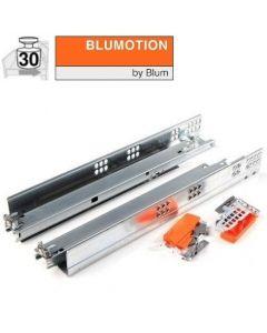 Blum Tandem 560H Blumotion softclose - 250 t/m 600 mm - volledig uittrekbaar - max 30 kg - productafbeelding - 560H-B