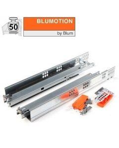 Blum Tandem 566H Blumotion softclose - 450 t/m 750 mm - volledig uittrekbaar - max 50 kg - productafbeelding - 566H-B