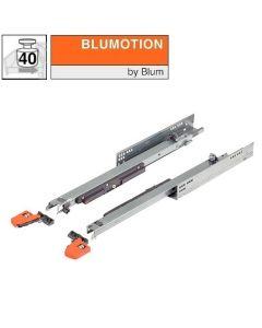Blum Movento 760H - Blumotion softclose - 250 t/m 600 mm - volledig uittrekbaar - max 40 kg