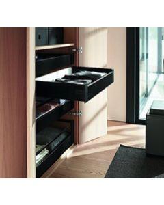 Blum Antaro Blumotion - Binnenlade M - hoogte 83mm - 65kg - Terrazwart