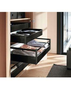Blum Antaro Blumotion - Binnenlade M/Reling C - hoogte 192mm - 65kg - Terrazwart