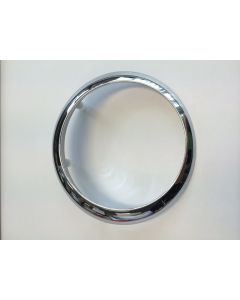 K2O Cirkle greepset HOUTEN schuifdeur Afwerking bright chrome