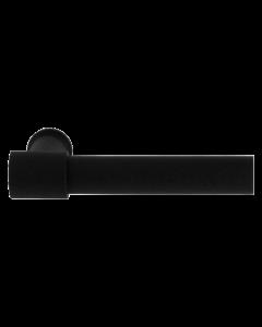 Set deurkrukken HIPI DEUX - zwart RVS