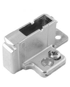 Kruismontageplaat - 18mm - montage met schroef dikte 3,5 mm - product - 175H7190.22