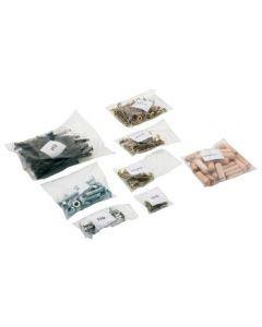 Schroevenkit, voor beslag opklapbed Tavoletto 900 x 2000 mm