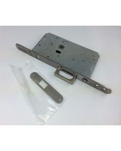 SSF Serie 72 WC variant Schuifdeur insteekslot - met uitklikbare greep om deur uit nis te trekken