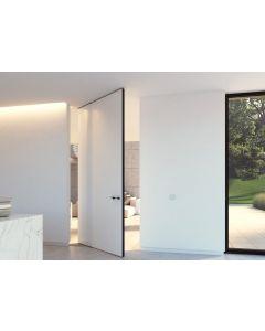 Portapivot dhz bouwpakket 5045 voor beplaten houten taatsdeur - frame rondom - deuren B650 t/m 2250 x H1800 t/m 2950 mm