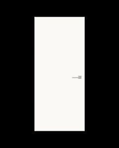 Hoge kwaliteit | Verfdeur | 40 mm dik | Alle afmetingen beschikbaar | Maranti kader | Hoogwaardig deurpaneel