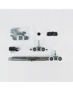 Xinnix losse ophangset voor schuifdeur - met softclose demping