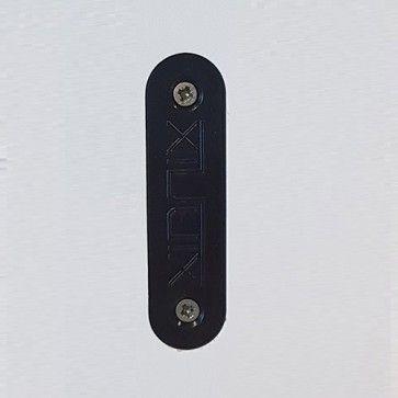 NZ Sluiting XinniX - 2 magneten in behuizing zwart