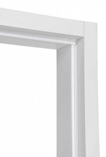 Alfa Kozijn | Bovendorpel | Wanddikte 100 mm | deurbreedte 88 cm | voorlak WIT