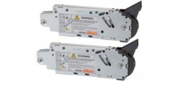 Beslageenheid nikkelkl 9000-18000 Aventos HF-SD