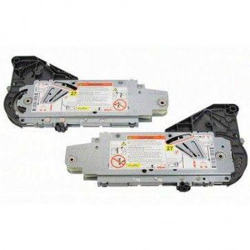 Beslageenheid nikkel model B Aventos HL