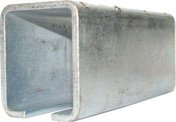 verbindingskoppeling schuifdeur rails klemsysteem met inbusbouten