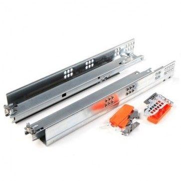 Blum Tandem 560H Blumotion softclose ladegeleider -  inbouwlengte 250 t/m 600 mm - volledig uittrekbaar - max 30 Kg