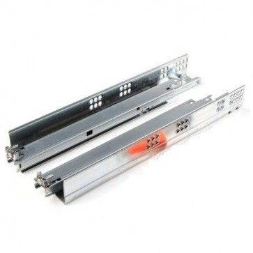 Blum Tandem 560H Blumotion softclose ladegeleider -  inbouwlengte 550 mm - volledig uittrekbaar - max 30 Kg