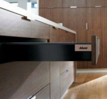 Blum Antaro Blumotion - Lade N - hoogte 68mm - 30kg - Terrazwart