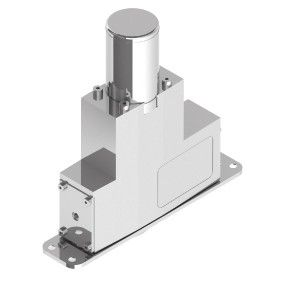 FritsJurgens Taatsdeurscharnier Systeem 4 - min deurdikte 50mm - draagvermogen 150kg - max deurdrbeedte 150cm