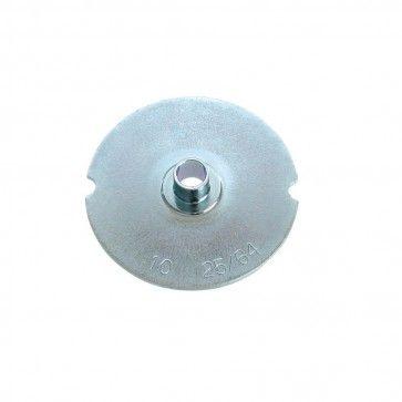 Kopierring 24 mm voor Hitachi machines Geschikt voor machines: zie omschrijving