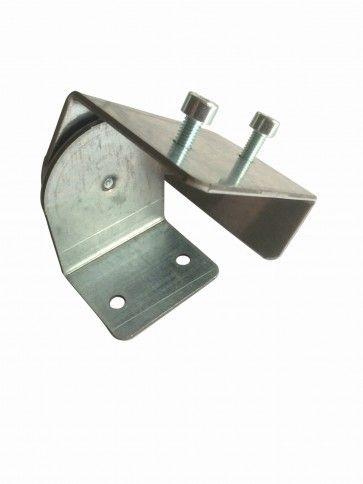 Bevestigingshoek voor schuin plafond / schuine balk Elke 50 cm 1 stuk
