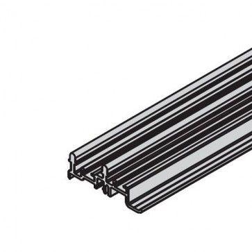 Aluminium bovenrail lengte 3m