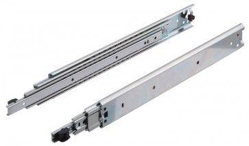 Kogelgeleider - inbouwlengte 300mm - uittreklengte 395mm -  max 100kg - staal