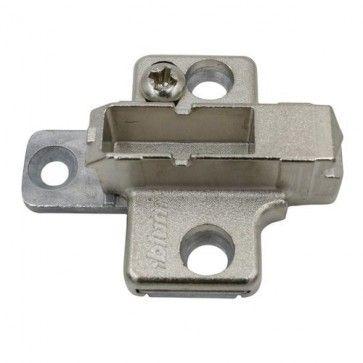 Kruis montageplaat - 6 mm - montge met EUROschroef dikte....? - product - 175H9160