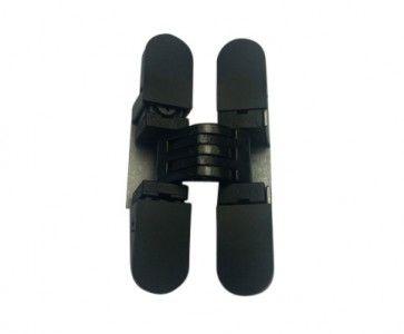 Kubica K6100 meubelscharnier zwart voor panelen vanaf 18 mm