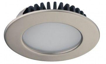LED spot 12V - 3,2W - koud wit 4000K - mat vernikkeld