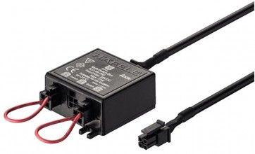 LED netvoeding zwart 350mA DC/5-10W