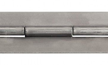 Pianoscharnier staal blank 32x1.5mmx3.5m Om te lassen