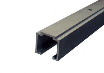 Aluminium bovenrail vouwdeursysteem 0700 van 200 cm tot en met 600 cm