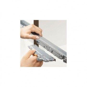 Tip On - Blumotion adapter 20 Kg Lade diepte 270 - 349 mm