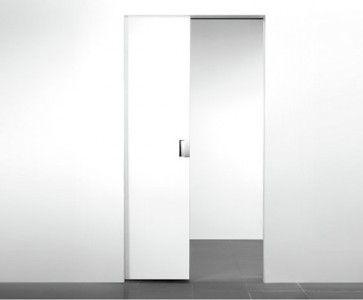 GLAS muurdikte 100 mm - deur max 3015 x 1030mm