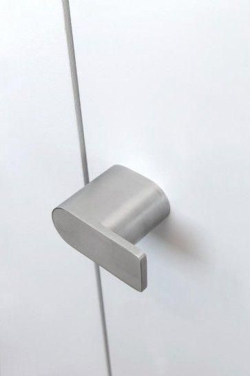XA RF150 - 1 kant kruk - 1 kant vaste knop