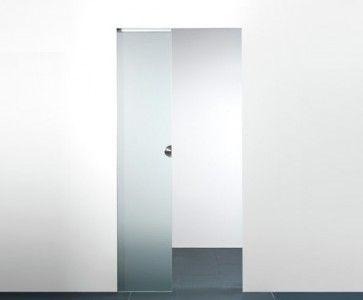 Afwerkset GLAS muurdikte 75mm  - deur max 2315 x 1030mm
