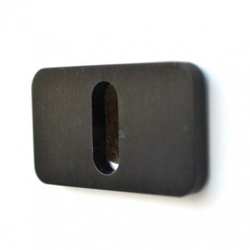 Xinnix serie 001 baardsleutel garnituur - zwart