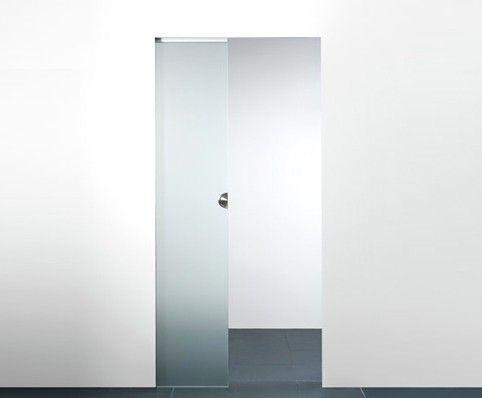 Schuifdeuren In Glas.Afwerkset Glas Muurdikte 100mm Deur Max 2315 X 2000mm