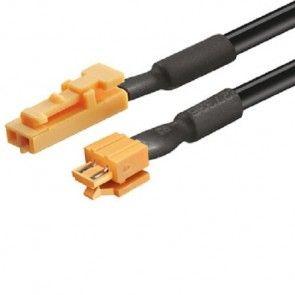 Aansluitsnoer, voor modulaire Loox-gebruiker, 12 V, met clipverbinder, lengte 500mm