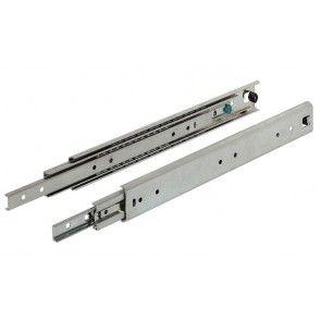 Aluminium Ladegeleider | Inbouwlengte 300 t/m 700 mm | Draagvermogen max 50 Kg