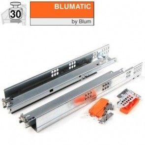Blum Tandem Plus 560H Blumatic Selfclose - 250 t/m 600 mm - volledig uittrekbaar - max 30 kg - productafbeelding - 560H-C