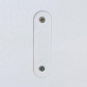 NZ Sluiting XinniX - 2 magneten in behuizing wit