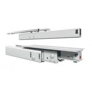 Apothekerskast geleider - max 200 Kg - demping optioneel verkrijgbaar