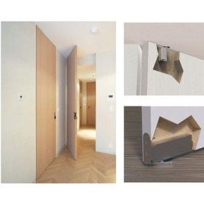 Taatsdeur scharnier Argenta Pivotica PRO Voor deurgewicht maximaal 100 Kg
