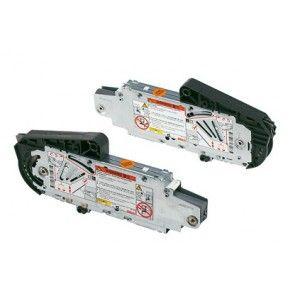 Beslageenheid grijs model  F (526-675mm) Aventos HS