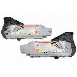 Beslageenheid nikkel model D Aventos HL-SD